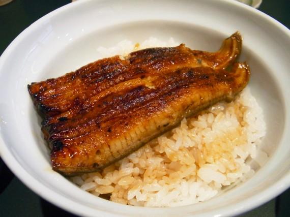 廣川のうな丼
